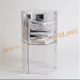 New Arrival Clear Acrylic Document Display Book Holder Acrylic Brochure Display Stand