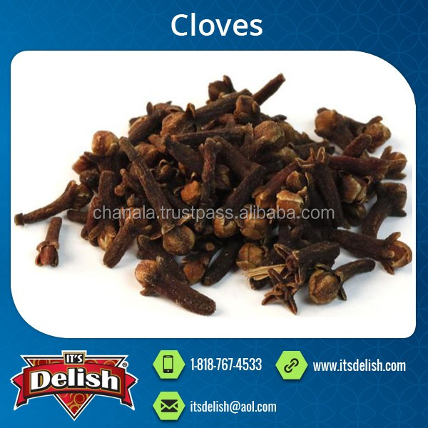 High Grade Natural and Organic Cloves Supply by Genuine Supplier