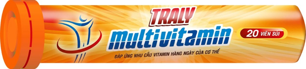 BEST-SELLER: TRALY MULTIVITAMIN,Regulate redox reactions of the cell, extend the life TL