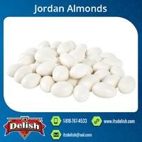 White Jordan Almonds 1 Pound (Kosher OU Certified)