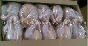Quality Halal Frozen Whole Chicken and Parts