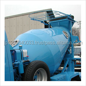 Easy to clean and handy PEEPERS for Concrete mixer Vehicle