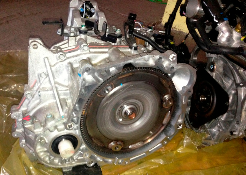 NEW AUTO TRANSMISSION 6AT FWD ASSY SET FOR ENGINE G4FD MOBIS 2015 MNR