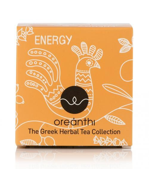 "Energy Herbal Tea blend ""Oreanthi"" 15X1,5g"