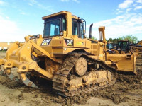Original Caterpillar Bulldozer Used D6T XL With Ripper /Cat D6 D6G D6M D6H D6R LGP Track Dozer