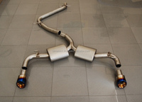 Exhaust for Golf 6 GTI