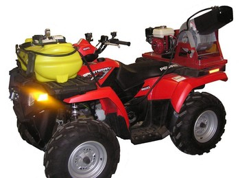 ATV Engine Driven Mist Sprayer