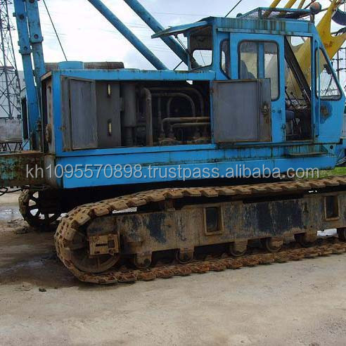 Used Hitachi KH150 crawler crane for sale