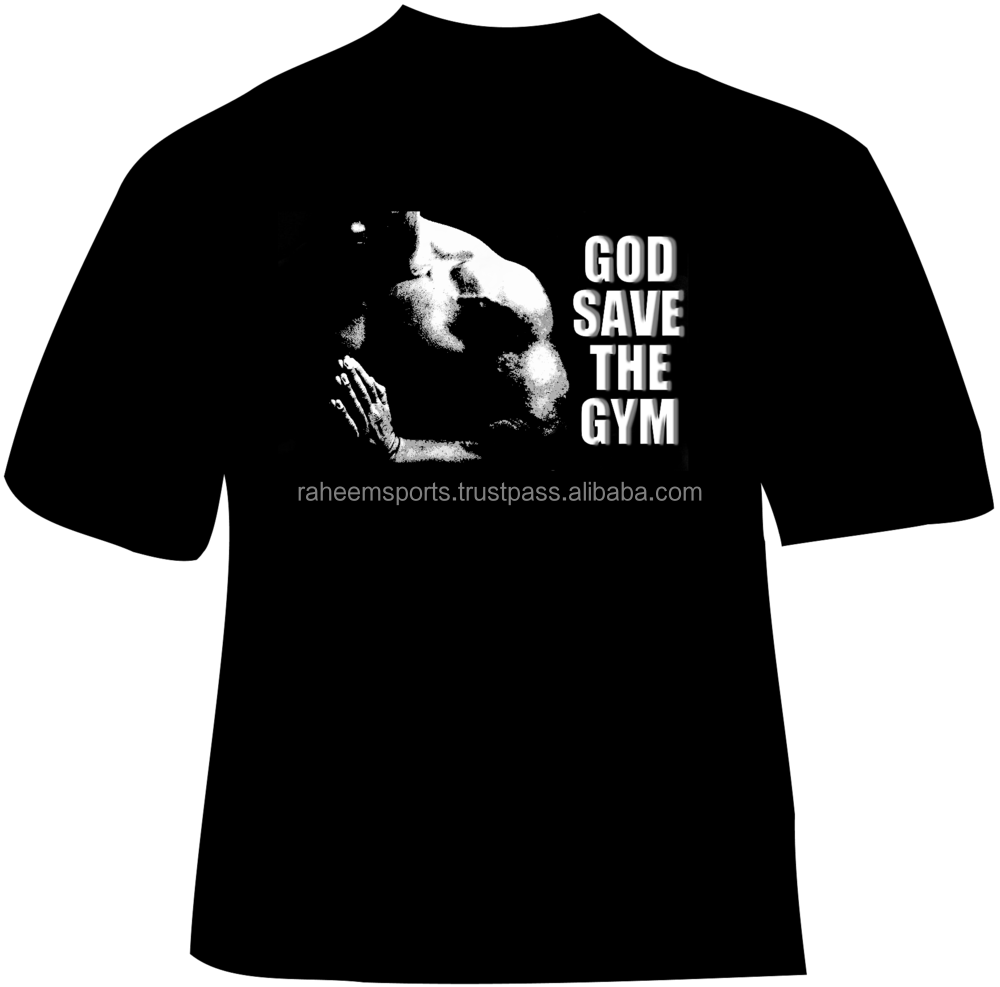 Cheap OEM Service Factory Gym T Shirts For Man