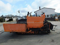 USED MACHINERIES - VOGELE SUPER BOY 6-90 ASPHALT PAVER (6775)