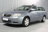USED CARS - TOYOTA COROLLA 2.0 D-4D (LHD 4802)