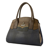 HANDBAG - GENUINE LEATHER 372