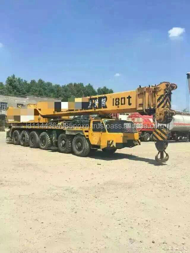 TADANO100ton120ton 300 ton mobile crane 2016 hot sell