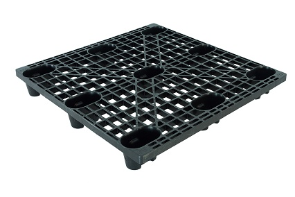 1100x1100 Standard Plastic Pallet for export and industrial