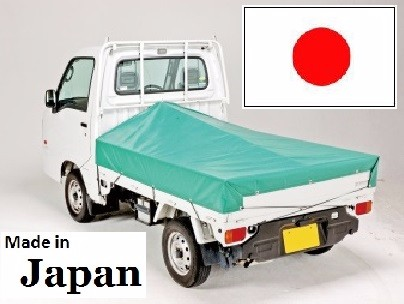 polyester and Weather resistant Car tonneau cover for tata mini truck made in Japan