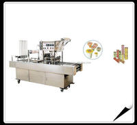 Soil Bean Yogurt Cup Filling and Sealing Machine(BG60 A)