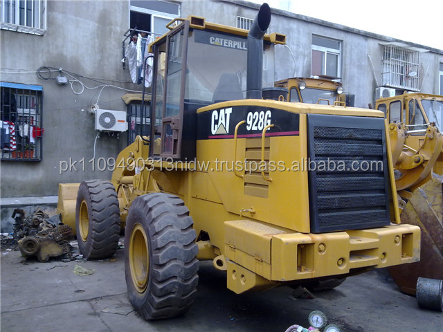 Used Caterpillar CAT 928G Wheel Loader, CAT 928G 928 936 Wheel Loader for sale
