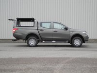 Canopy fitting Mitsubishi L200 side fold up panels