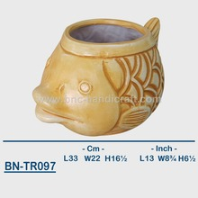 Vietnamese Terracotta Animal Shape Planter BN-TR097