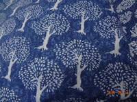 Wholesale indian handmade tree of life printed textile cotton fabric
