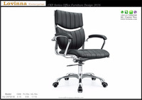 New Arrival factory price best quality leather office furniture executive chair model Hs CKF051B , office chair specification