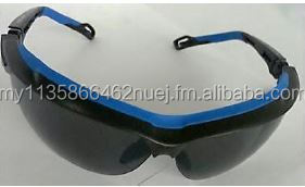 Safety Spectacles - AMP 9318 High End - Frame (Blue Color)