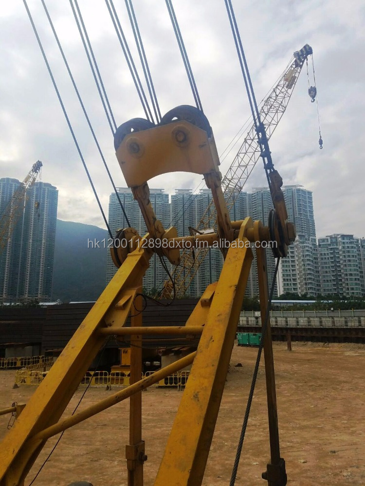 Used KOBELCO BM400 Crawler Crane with 110ft Boom
