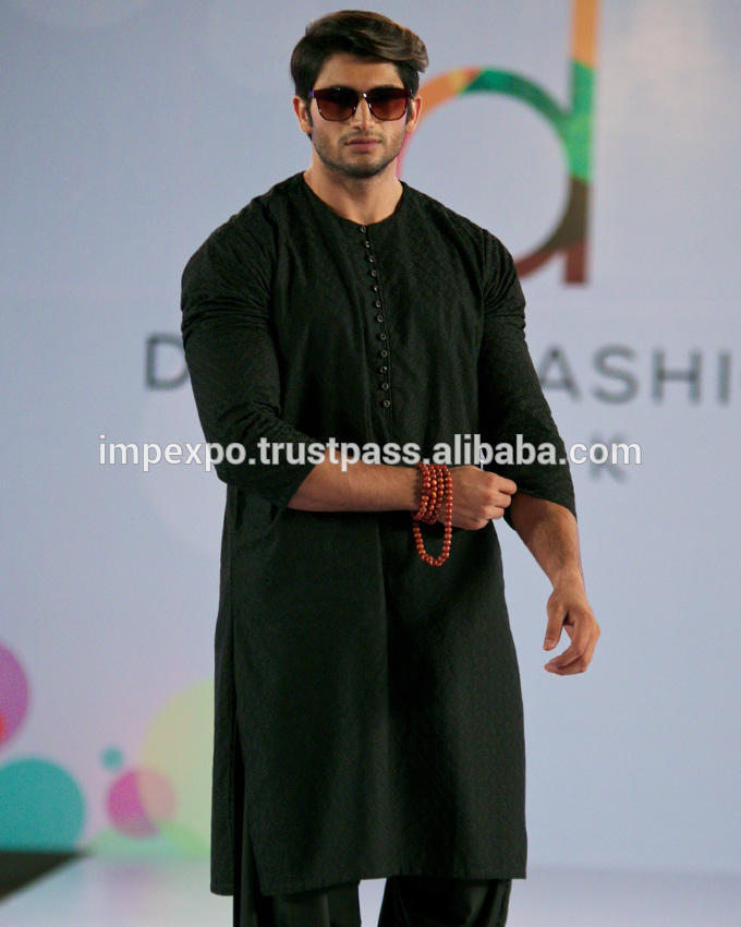 Black kurta for men / punjabi kurta for men / men kurta designs Pakistani