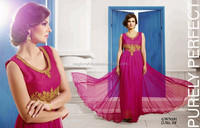 New wedding wear Gowns-Evening gowns in India - wholesale christening gowns -latest party wear gowns