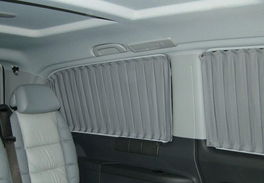 vehicle curtain fabric