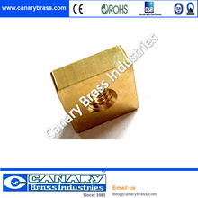 precision Brass Electrical Switch Gear Parts