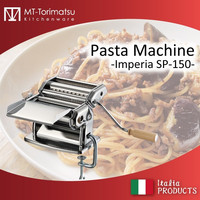 Made In Italy Tools All Stainless Body Pasta Machine Sturdy Machine
