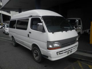 Exellent condition and Durable used toyota hiace commuter van for industrial use