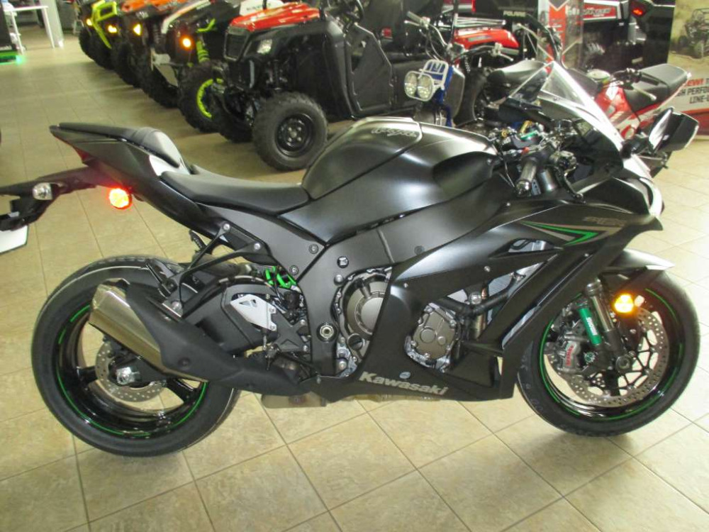 Affordable Price For 2017 Kawasaki ZX-10R Ninja