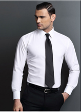 Man White Business Shirt Latest Shirt Designs For Men 2016 Formal Shirt