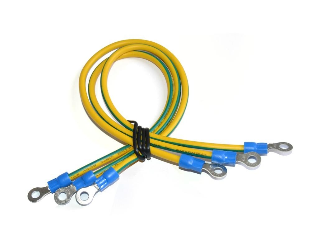 Electrical Grounding Cable : High quality pvc insulated electrical ground wire size