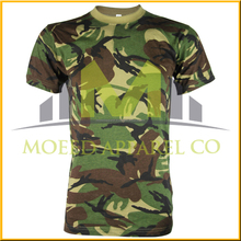 Summer Breathable ACU Camo t-shirts Tactical Army Combat Camouflage t shirt, Multi Colors