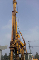 BAUER BG25H drilling rig for sale germany used pilling rig