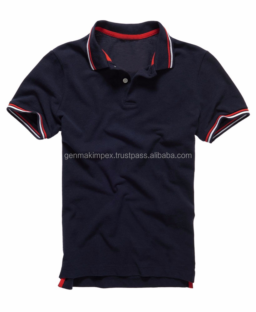 Custom polo t shirt hot sale Polo shirt shortsleeve sports wear custom sports t