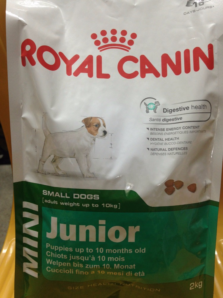 Royal Canin Mini Junior Dry Dogs Food