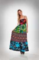 Exclusive Women's Beachwear Longt Maxi Dress Summer's Wear Sexy Long Tube Dress Online