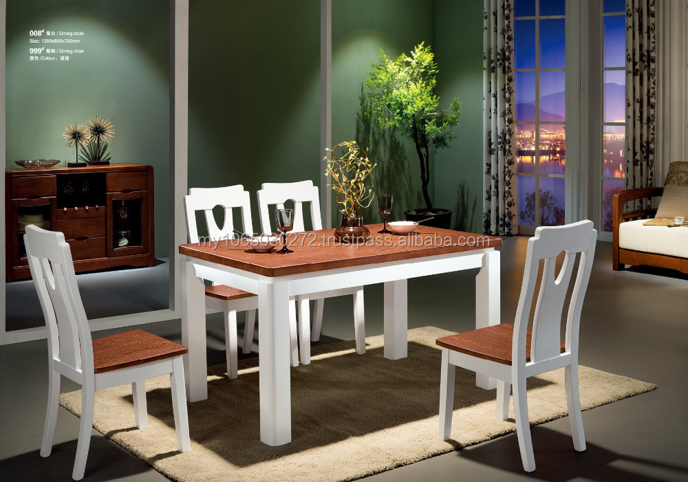 Best quality solid wood dining room table
