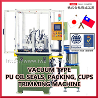 Vacuum Type PU Oil Seals Packing