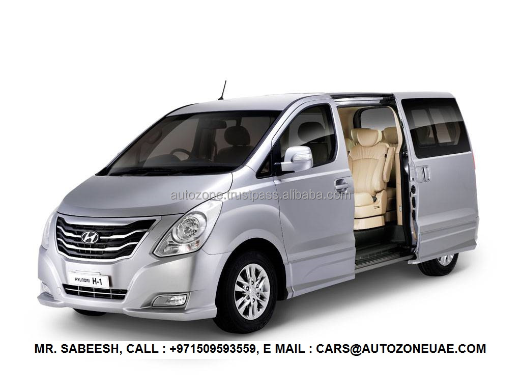 ARMORED/BULLET PROOF HYUNDAI H1