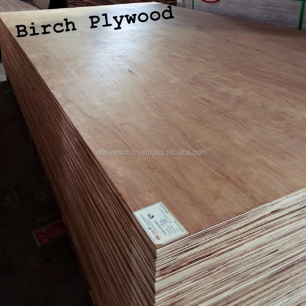 Carb P2 - 18mm birch plywood