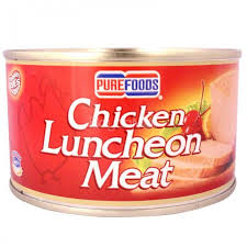 Tinned Corned Beef and Luncheon Meat