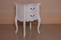 Vintage Furniture-French Bedside 2 Drawers-French Furniture Indonesia