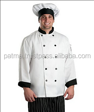 2016 New Arrival!!! Customized chef uniform