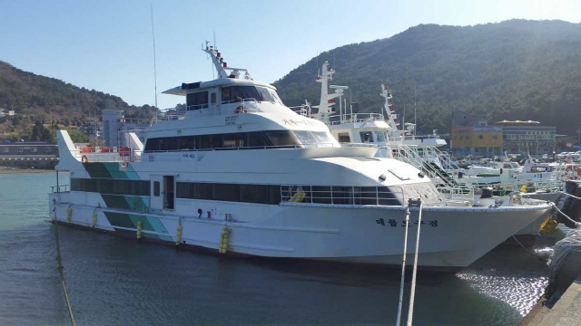 195PAX FERRY FOR SALE (SDM-PS-116)