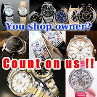 100% authentic and popular used lady's watches, luxury and attractive